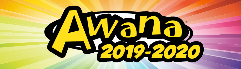 Graphic reading Awana 2019-2020